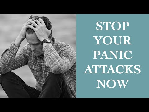 Stop Your Panic Attacks in 5 Easy Steps! I The Speakmans