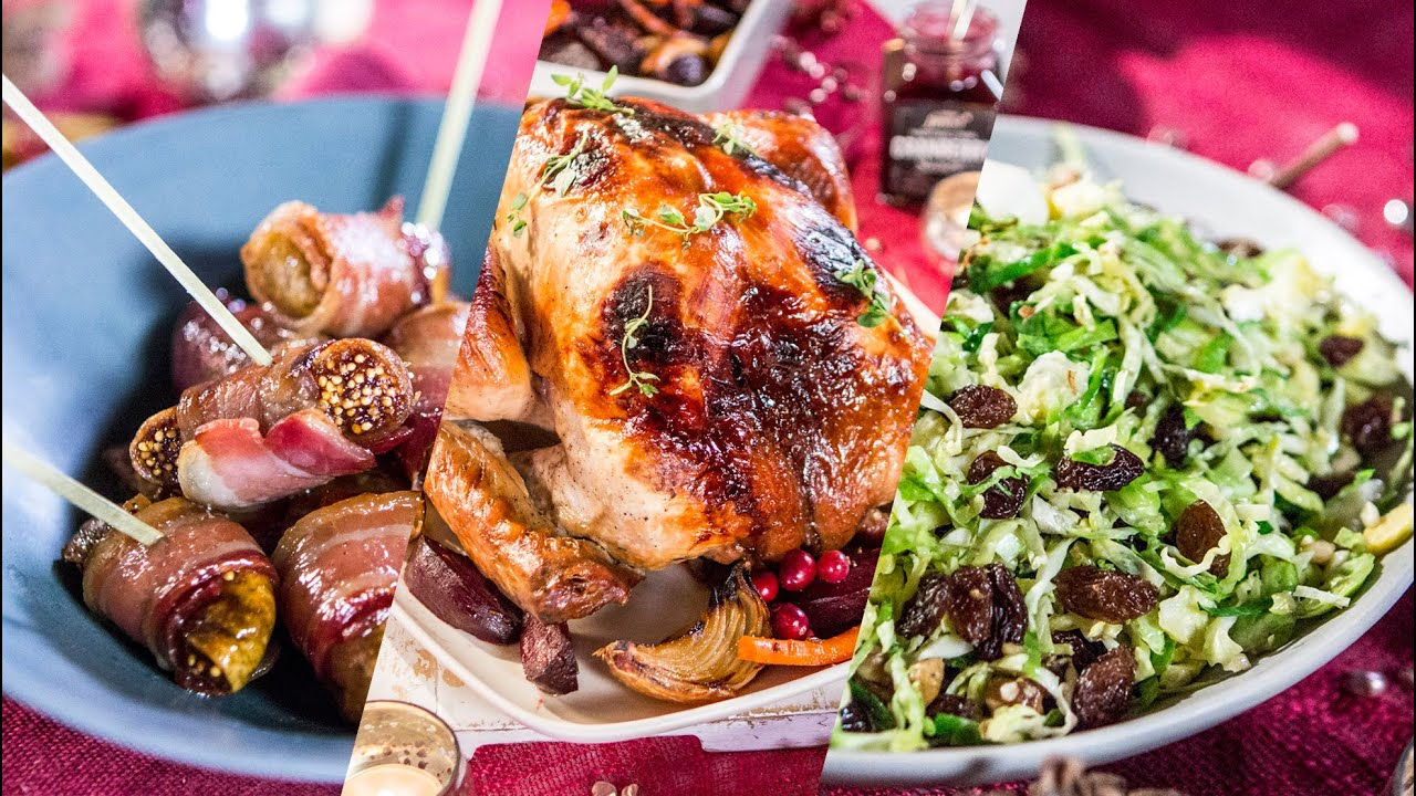 Christmas Dinner Cookalong… SORTED