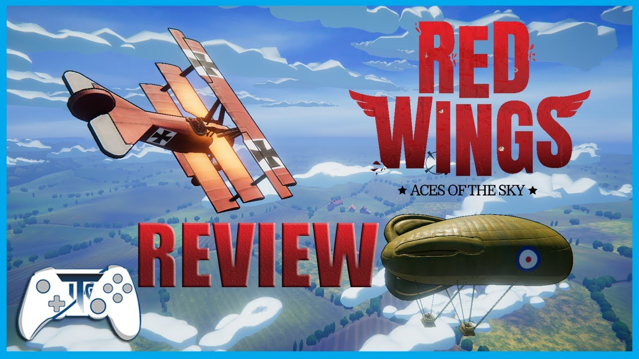 Red Wings: Aces of the Sky Review - Let's FLY! (Video Game Video Review)