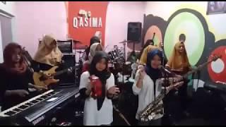 QASIMA - Lagu Baru untuk Qasimania (rehearsal session)