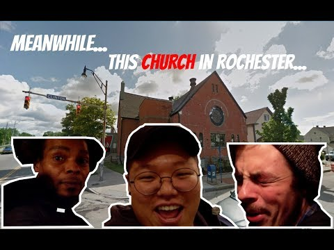 JOHNNY LIM EATS AT CHURCH  Mukbang 먹방 Vlog  Eating Show  LimEATless StackinSon