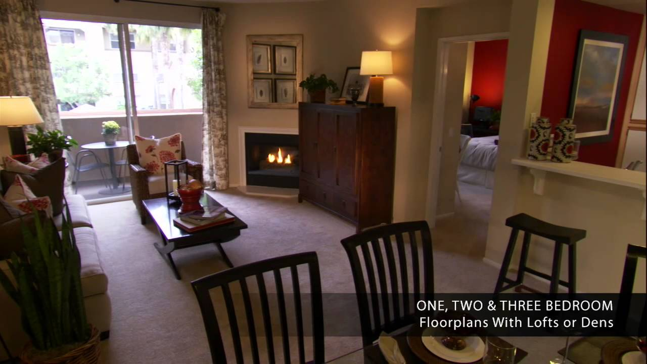 Estancia Apartment Homes For Rent in Irvine, CA - YouTube