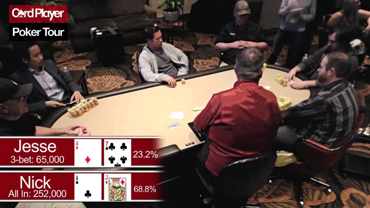 Wpt poker atlantis freddie roulette