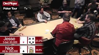 2015 Card Player Poker Tour Atlantis Final Table Recap