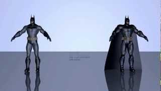 Batman FREE 3d model C4D,3ds,obj,blend