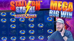STALLION STRIKE! Big Base Wins & Bonuses Plus An Exclusive Promotion!