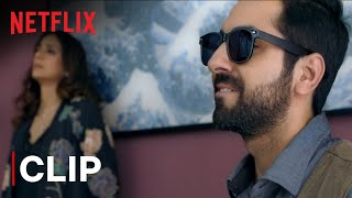 Ayushmann Finds Out Tabu's Secret | Piano Scene | Andhadhun | Netflix India