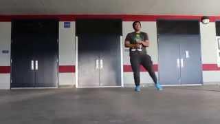 Shot a short video of today's class. Featuring the Street Beats gir...