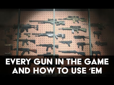 CS:GO - How to Use the Glock, AK, and More