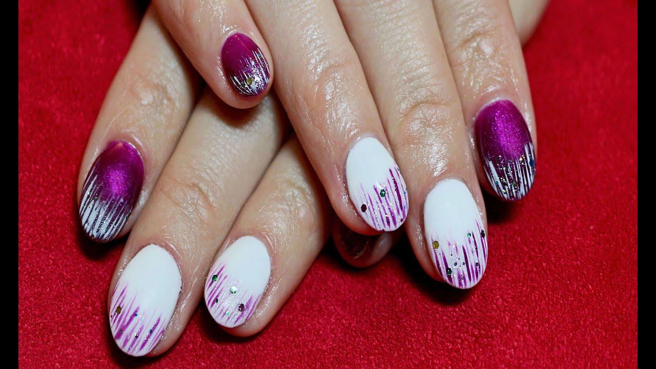 Smalti semipermanente smalti semipermanente applicazione for Decorazione e applicazione unghie finte