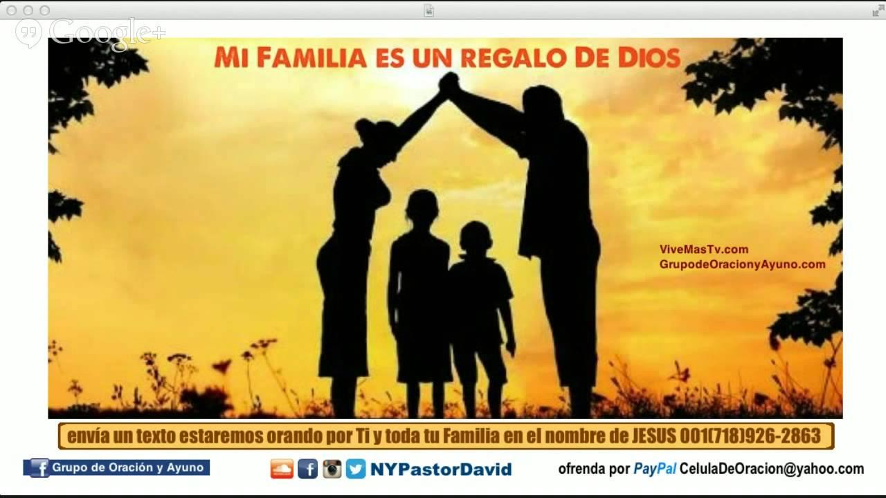 Oración por la Familia + Tiempo de Oración YouTube
