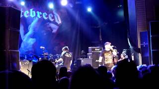 Hatebreed: Doomsayer, Before Dishonor, Burn the Lies, The Language - Manchester Academy 2, 30/4/13