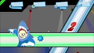 SpeedRunners - HD Multiplayer Gameplay #1