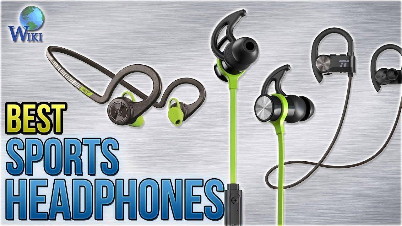 2442fc78256 10 Best Sports Headphones 2018 - YouTube