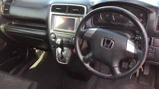 Обзор Honda Stream 2006 г в