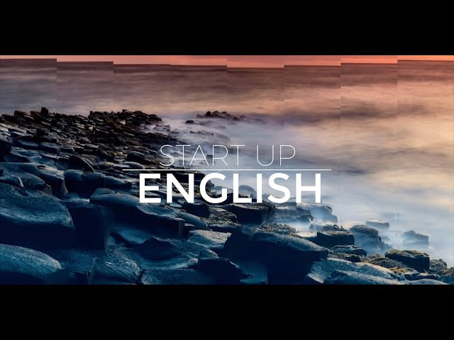 Start Up English. Resumen 2018