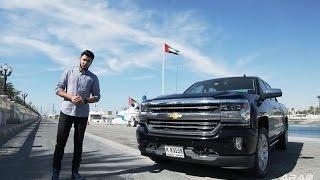 Chevrolet Silverado 2016 شيفروليه سلفرادو