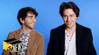 Nat and alex wolff tell mtv news five things their fans wouldn't know about the other brother, like alex's obsession with drake bell.#natwolf #alexwolff #mtv...