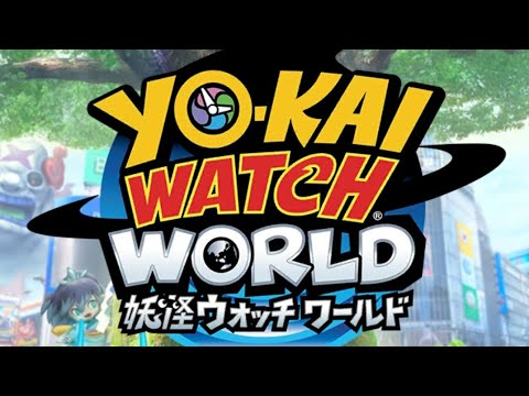 b192ea2ad7b New YO-KAI mobile game Yokai Watch World has just released, here is my take  on the game as well as its gameplay and gacha summon system.YO-KAI WATCH