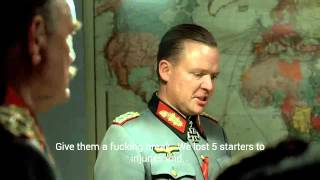 Hitler Finds Out The Chiefs Lose To The Colts In Playoffs (2014)