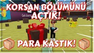 KORSAN ADASINI AÇTIK! / ROBLOX UNBOXİNG SİMULATOR
