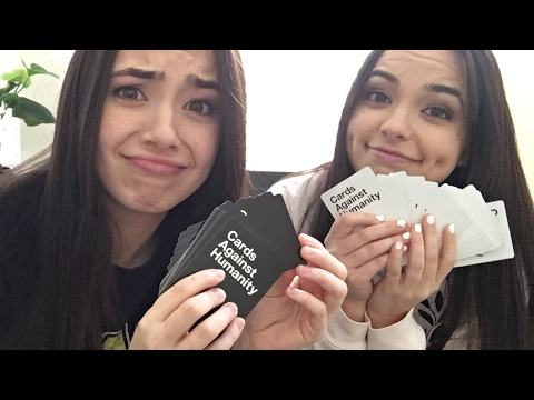 Cards Against Humanity - Merrell Twins