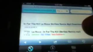 Download How to download a mp3 from the app Downloader Lite