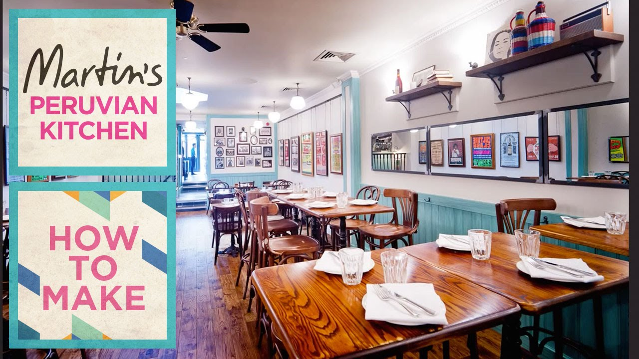 Peruvian Kitchen and Pisco Bar in the heart of Soho, London ...