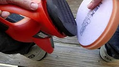 How to Make a Professional Quality Paint Polisher for Cheap