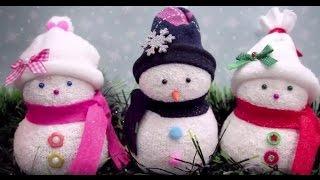 видео Поделки на новый год своими руками