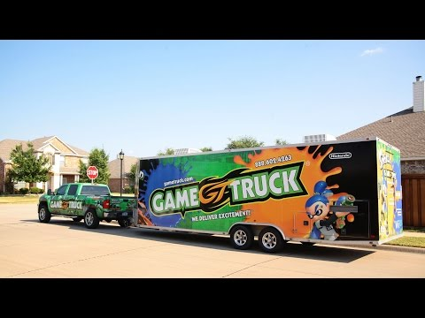 Zachary's GameTruck Party