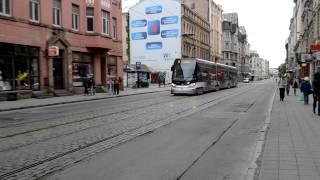 アキーラさん散策!ラトビア・リガの路面電車,tram,Riga,Latvia