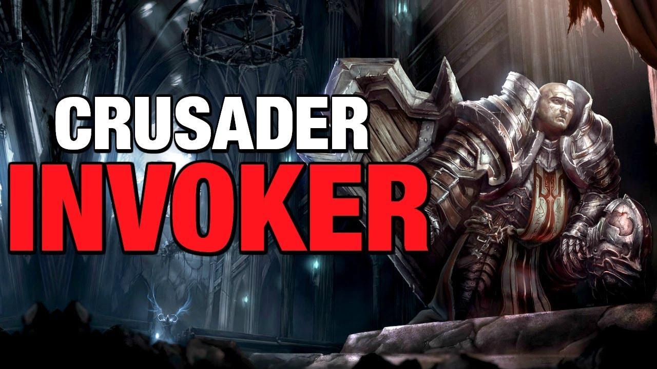 crusader build season 16
