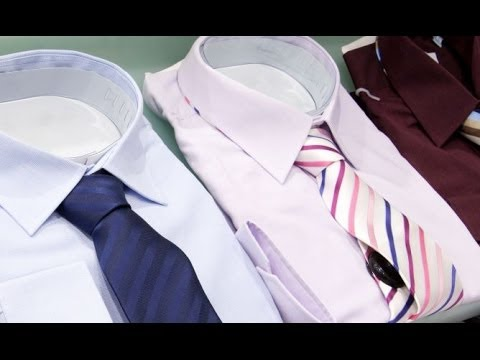 0bc913e64 Cómo combinar camisa y corbata   How to wear shirt and tie - YouTube