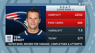 CBS Sports senior NFL writer Will Brinson joins Doug Gottlieb to discuss what led to the Patriots comeback and what this does for Tom Brady's legacy.