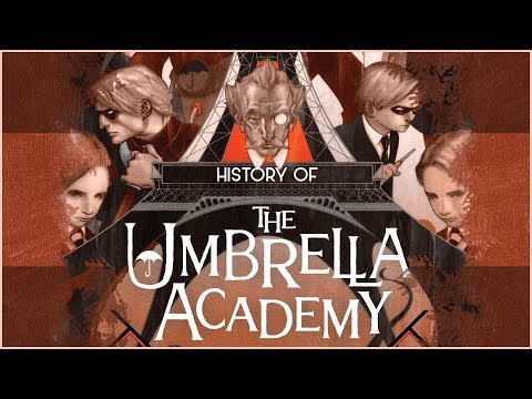 History of The Umbrella Academy