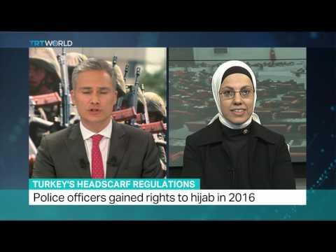 Ravza Kavakci on Turkey lifting last headscarf ban