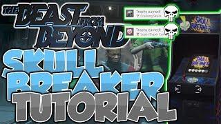 SkullBreaker Easter Egg Guide (FREE Perkaholic)   The Beast From Beyond   DLC 4