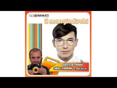RadioAnimati - Il Mangiadischi Ospite Diego Passoni di Radio Radio Deejay