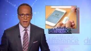 Teen Invents Sensor to Help Alzheimers Patients - NBC News.com