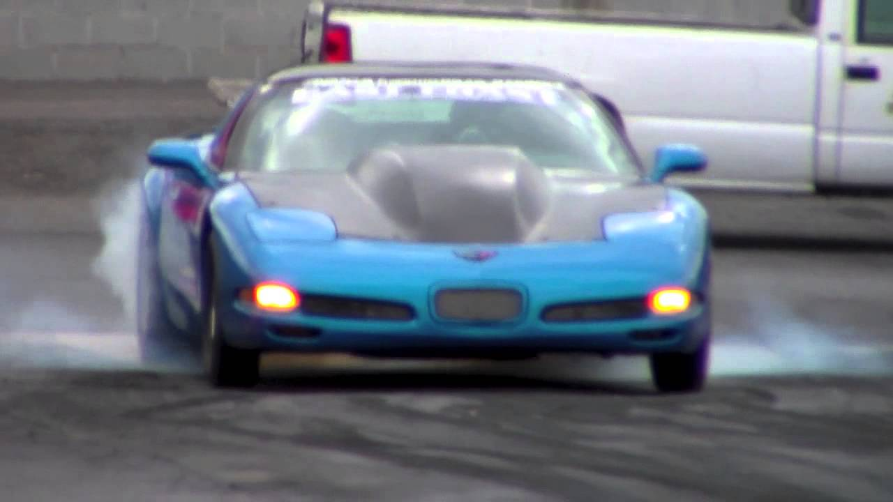 INSANE C5 Corvette Running in the Eights!! - Speed Society