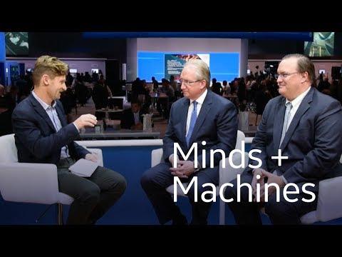 Minds + Machines: Port of Los Angeles' Digital Transformation Journey