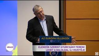 Elemzők szerint Gyurcsány Ferenc lehet a baloldal új vezetője