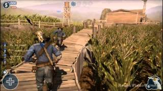 Lead and Gold: Gangs of the Wild West Gameplay PC HD