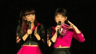 ナルチカ2013秋 ℃-ute×スマイレージ 花音の金澤朋子モノマネ.