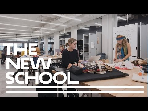 New School Live at Parsons' Making Center | Parsons School of Design