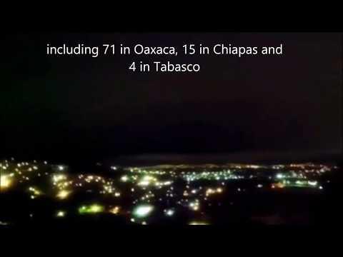 HAARP Causes 8.1 magnitude earthquake MEXICO SEPTEMBER 2017 - UNBELIEVABLE