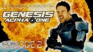 (Let's play Narratif) - Genesis Alpha One - Episode 2 : L'attaque des clones