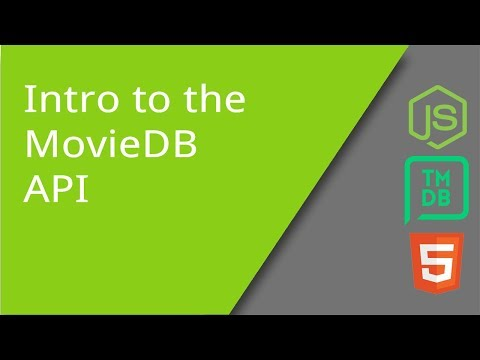 Introduction to TheMovieDB API