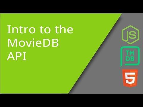 Introduction to TheMovieDB API